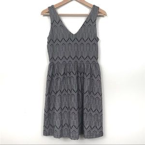 Lucky Brand Gray Knit Dress